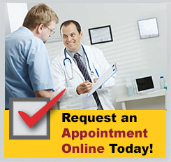 Request An Appointment Online